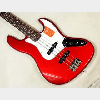 Fender Traditional 60s Jazz Bass Candy Apple Red【サマーセール2020!!】 【豊田店】