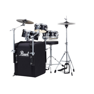 "Pearl Rhythm Traveler ""Black Box"" RT-703/C + ""MAGNA CART"" MCK"