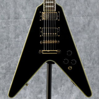 ESP Flying V Type Mini Black Vintage 【梅田店】
