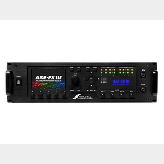 FRACTAL AUDIO SYSTEMS Axe-Fx III MARK II 【即納品可能】
