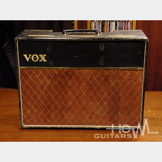 VOX 1962年製 AC-10 Twin Smooth Black [JMI-Era]