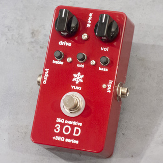 YUKI 3OD/Three EQ Overdrive