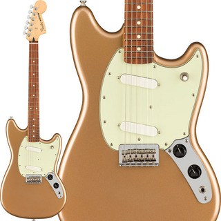 Fender Mexico Player Mustang (Firemist Gold/Pau Ferro) [Made In Mexico]【お取り寄せ品】