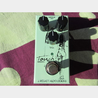 J.Rockett Audio Designs Touch Overdrive