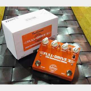 Fulltone FULL-DRIVE3 [20th Anniversary Edition]