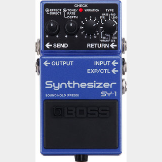 BOSS SY-1 Synthesizer 【即日出荷可!】