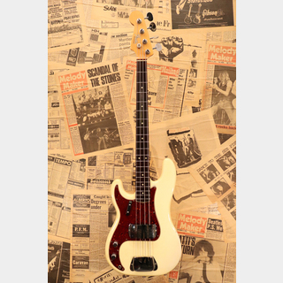 "Fender 1965 Precision Bass ""Olympic White"" Lefty"