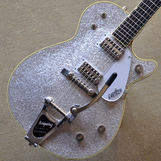 Gretsch G6129T-59 Vintage Select '59 Silver Jet #JT17020665 【3.86kg】【エボニー指板】【TV Jones PU】