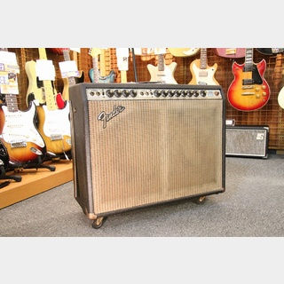 Fender 1974 Twin Reverb Silverface