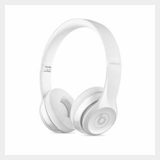 Beats by Dr. Dre SOLO3 Wireless グロスホワイト MNEP2PA/A [リモコン・マイク対応 /Bluetooth]