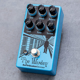 Earth Quaker Devices The Warden【オプティカルコンプレッサー】【即納可能】