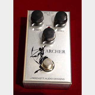 J.Rockett Audio DesignsThe Jeff Archer 【送料無料】