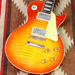 Gibson Custom Shop Ishibashi 80th Anniversary 1959 Les Paul Standard Ultra Aged BOTB #131 【御茶ノ水FINEST_GUITARS】