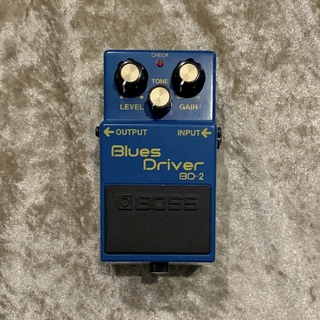 BOSS BD-2  Blues Driver【USED】