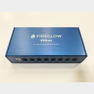 FIREGLOW PPS-01 All Isolated Pedal Power Supply 【売れてます!】