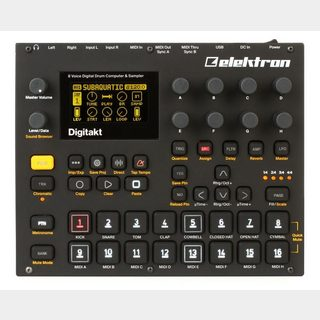 elektron Digitakt DDS-8