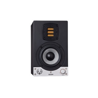 "EVE Audio SC204 2-Way, 4"" Active Speaker モニタースピーカー"