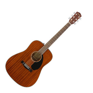 FenderCD-60S Dreadnought All-Mahogany WN アコースティックギター
