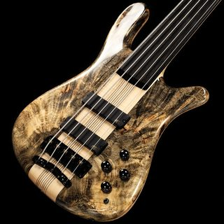 Warwick≪ローン60回払いまで金利無料!≫Custom Order Streamer Stage I 5st Fretless / Natural 【渋谷店】