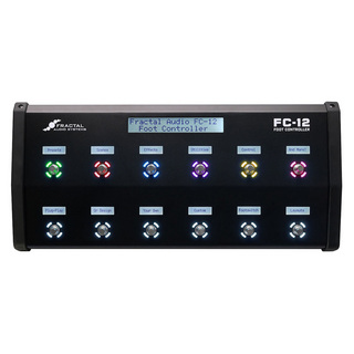 FRACTAL AUDIO SYSTEMS FC-12 Foot Controller【待望の入荷です!!即納可能!!】