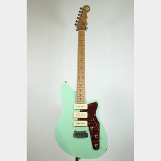Reverend Jetsteam 390 / Oceanside Green