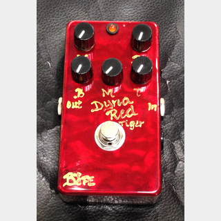 BJF Electronics Dyna Red Distortion Tiger 5K 【希少入荷】