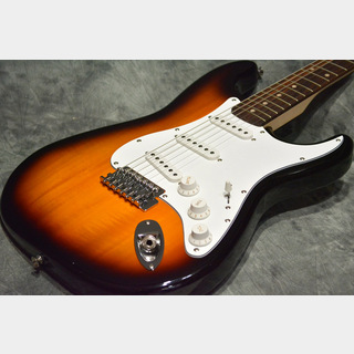 Squier by Fender Affinity Stratocaster Brown Sunburst/Rosewood 【MC札幌店】