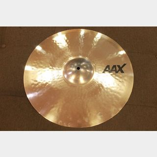 "SABIAN AAX 18"" THIN CRASH (AAX-18TC-B) 【定価より30%OFF!】"