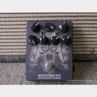 Darkglass Electronics Microtubes B7K Analog Bass Preamp Limited Edition