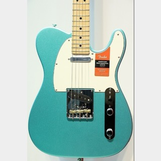 FenderAmerican Professional Telecaster Maple / Mystic Seafoam★2日間限定タイムセール!20日まで★