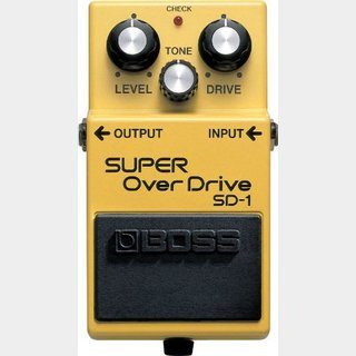BOSS SD-1 SUPER Over Drive【即納可能】