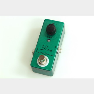 mosky AudioMicro Pedal green BUFFER