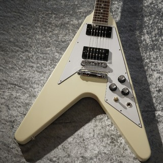 Gibson 【NEW】70s Flying V #223700012[Classic White][3.31kg]送料無料]