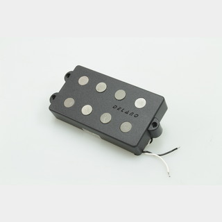 Delano MC 4 AL/V4 parallel wired vintage style dual coil humbucker for Musicman Bass