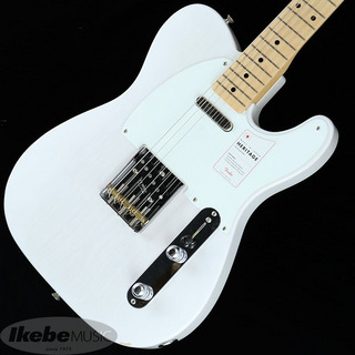 Fender Made in Japan Heritage 50s Telecaster (White Blonde) 【傷有り特価】 【10倍ポイント還元】