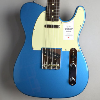 Fender Made in Japan Traditional 60s Telecaster/Lake Plasid Blue【下取りがお得!】