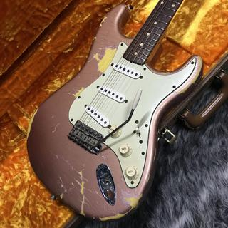 Fender Custom Shop Custom 1960s Relic Stratocaster Burgundy Mist Matching Head 【週替わりセール!】 【刈谷店】