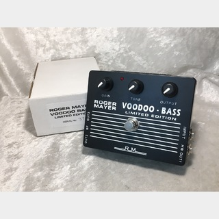 Roger Mayer VOODOO-BASS Limited Edition #375