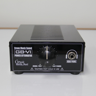 Crews Maniac SoundGB-VI Power Attenuator