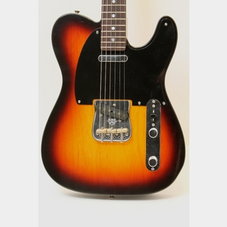 Fender Custom Shop 2013 Telecaster Pro Closet Classic , Rosewood Fretboard (Faded 3-Color Sunburst)