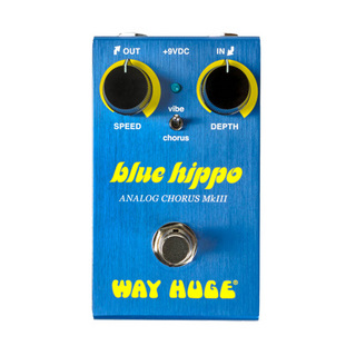 Way Huge WM61 SMALL BLUE HIPPO 【新宿店】