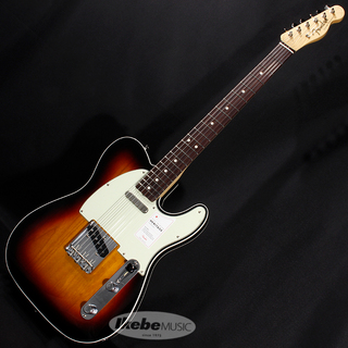 Fender Made in Japan Heritage 60 Telecaster Custom (3-Color Sunburst)