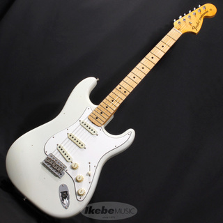 Fender Custom Shop 2020 Limited Edition 1970 Stratocaster Journeyman Relic (Aged Olympic White)