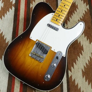 Fender Custom Shop NAMM Limited 50s Telecaster Custom Journeyman Relic WF Chocolate 2TS 【御茶ノ水FINEST_GUITARS】