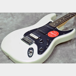 Squier by Fender Contemporary Stratocaster HSS Pearl White Rosewood 【展示品アウトレット特価!】【福岡パルコ店】