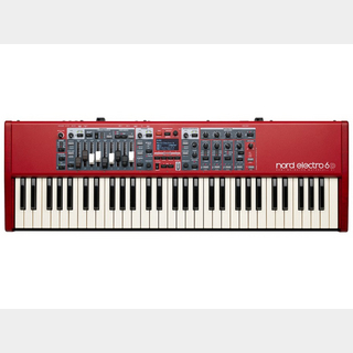 CLAVIA Nord Electro 6D 61◆1台限り!【期間限定セール!12月6日18時マデ!】【歳末セール!! 】