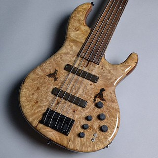 IL CUORE【ドラゴンフライ】IL CUORE Two 5st Burl MapleTop Natural【USED】