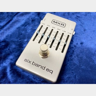 MXR M109SM  Six band eq