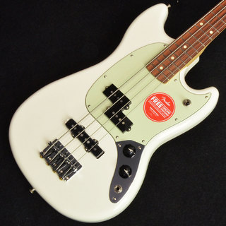 Fender Offset Series Mustang Bass PJ Pau Ferro Fingerboard Olympic White 【横浜店】