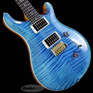 Paul Reed Smith(PRS) Wood Library Custom24 10top Blue Matteo #243738